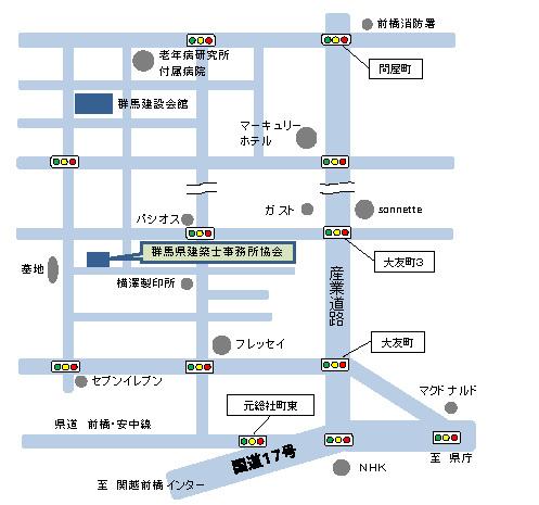 事務所協会(HP地図)-最新